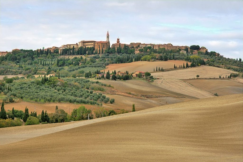 val d'Orcia Tuscany tour